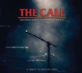 The Call album cover with Robert Been